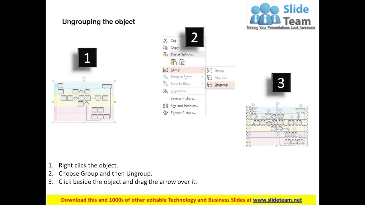 0514 business process mapping template powerpoint presentation youtube