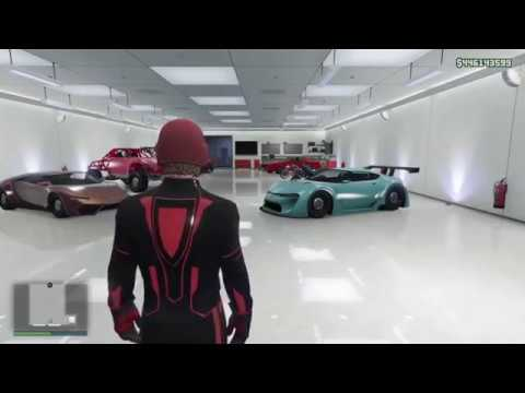 GTA modded accounts pre transferred for XBOX ONE AND PS4