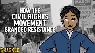 How The Civil Rights Movement Branded Resistance