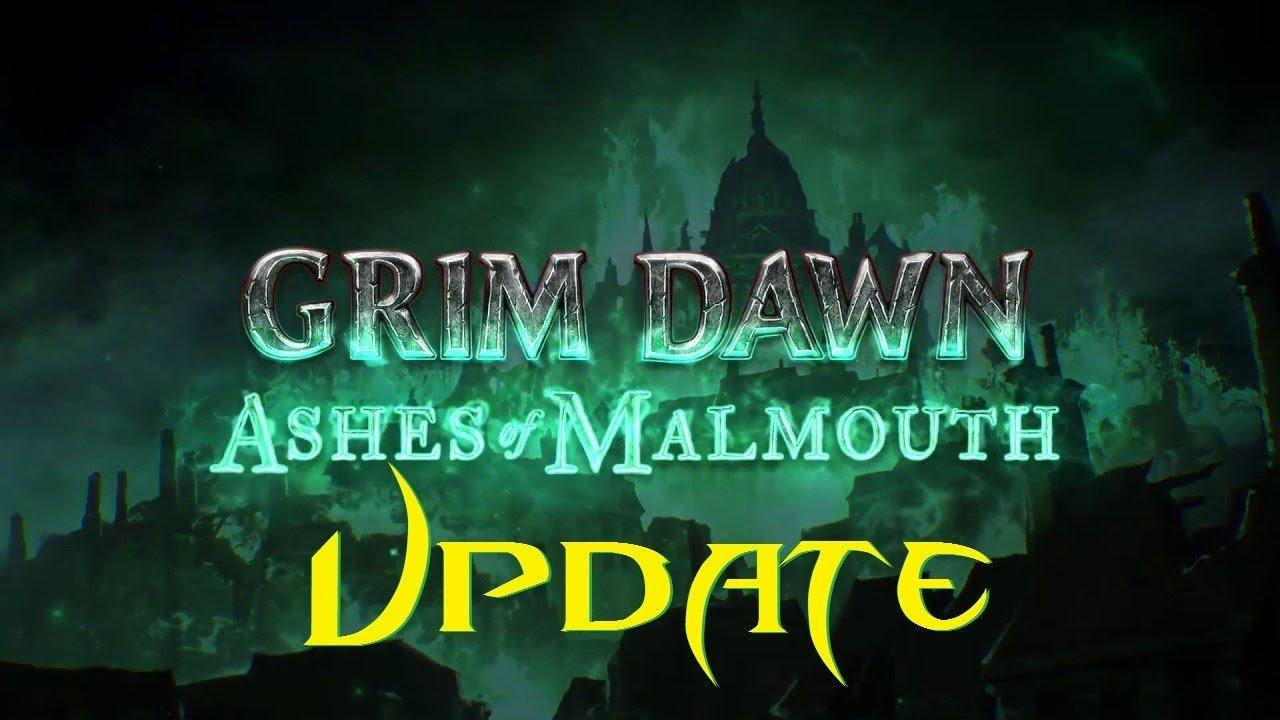 GRIM DAWN] Warder + Update!