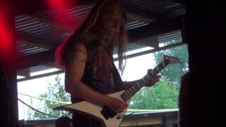 Violent Force - Destructed Life Live @ Headbangers Open Air 2014