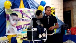 Filipino Ventriloquist - Arnold Cornejo