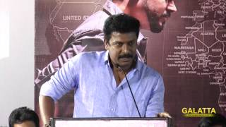 Samuthirakani wishes Tharkaapu team