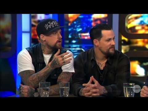 Joel & Benji Madden LIVE Australian Tv  2692914