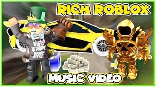 Raven & Kreyn - RICH (ROBLOX MUSIC VIDEO) - NoCopyrightSounds