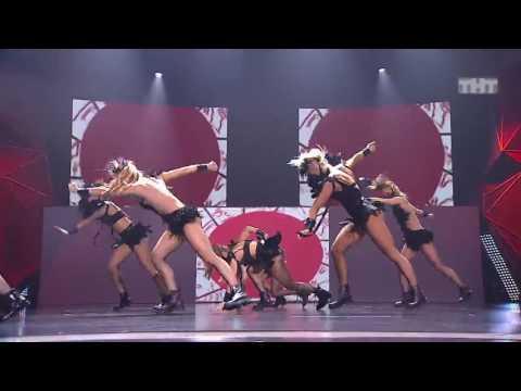 Танцы Битва сезонов׃ Вступительный танец Missy Elliott – Pep Rally сезон 1, серия 1