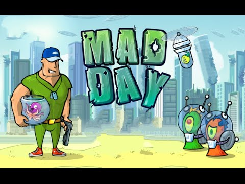 Mad Day [Android/iOS] Gameplay (HD)