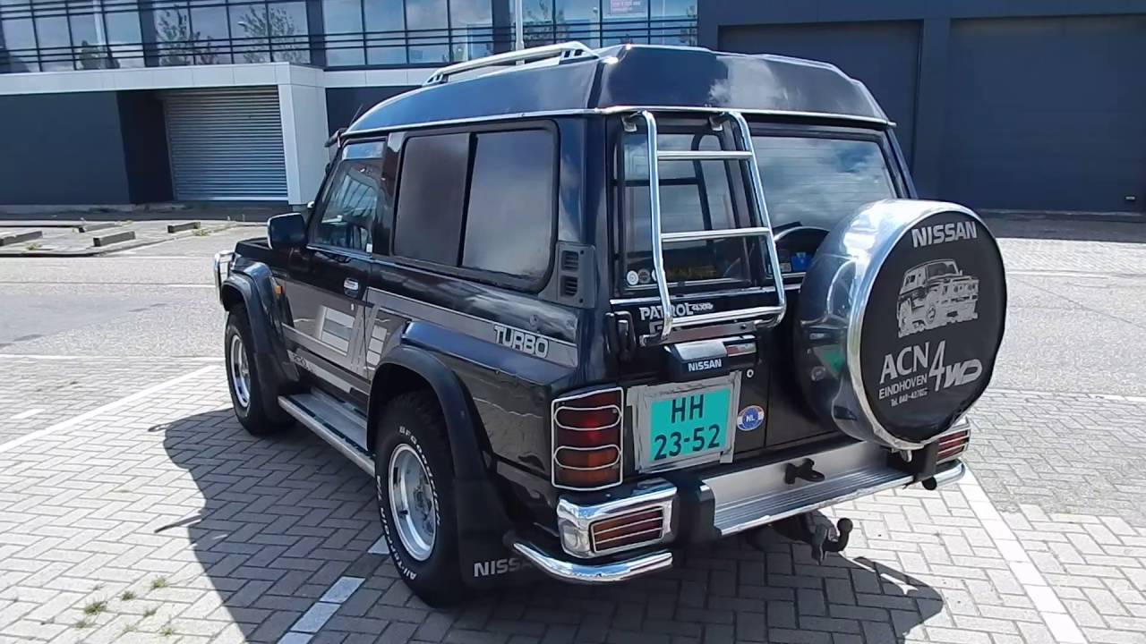 Nissan Patrol Gr 1991  2 Doors   Condition Average