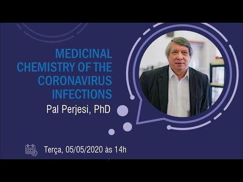 Webinar - Medicinal Chemistry Of The Coronavirus Infections