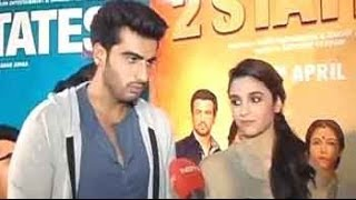 Alia, Arjun and Koffee cuts
