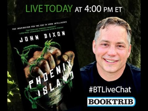 Interview with John Dixon, Author of Phoenix Island