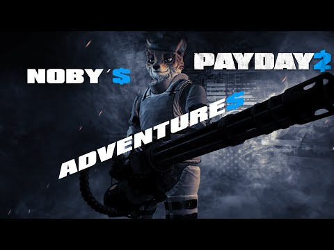 [PC] Payday 2 ! Getting more coins for my fancy safe house!