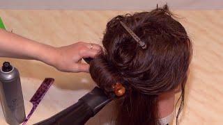 Шкатулка - Как создать волосам объем / How to create hair volume(Приятного просмотра :)) Подписывайтесь на канал. Еще будет много интересного. http://www.youtube.com/subscription_center?add_user=Elyn..., 2015-07-01T13:08:21.000Z)