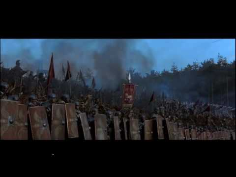 GLADIATOR Battle Scene   Light Of Rome