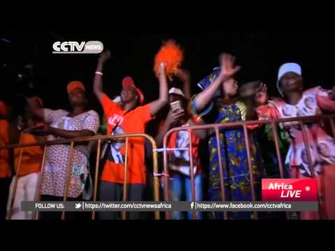 Abidjan in overnight frenzy after Alassane Ouattara's election win
