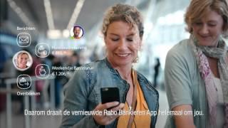 De vernieuwde Rabo Bankieren App