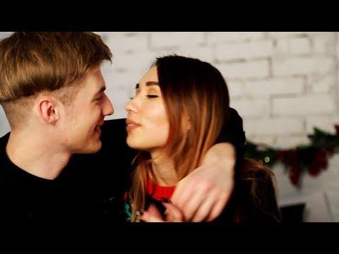 Как научиться целоваться взасос видео