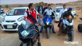 les motards imposent leurs loi dans le dsert algerien 3 3
