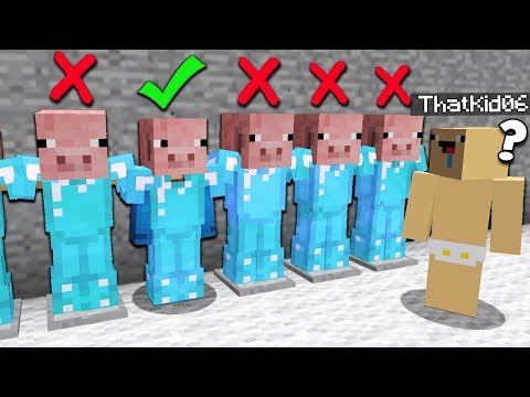 FAKE DISGUISE TROLL in KIDS FACTIONS BASE! (WILL IT WORK?) | Minecraft FACTIONS #399.5