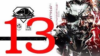 (ซับไทย) Metal Gear Solid 5 The Phantom Pain: Ep.13 ระเบิดโรงน้ำมัน