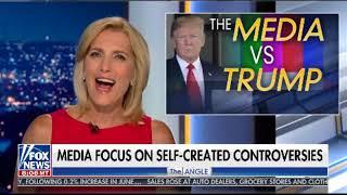 The Ingraham Angle Aug 15, 2018   Laura Ingraham Fox News Today