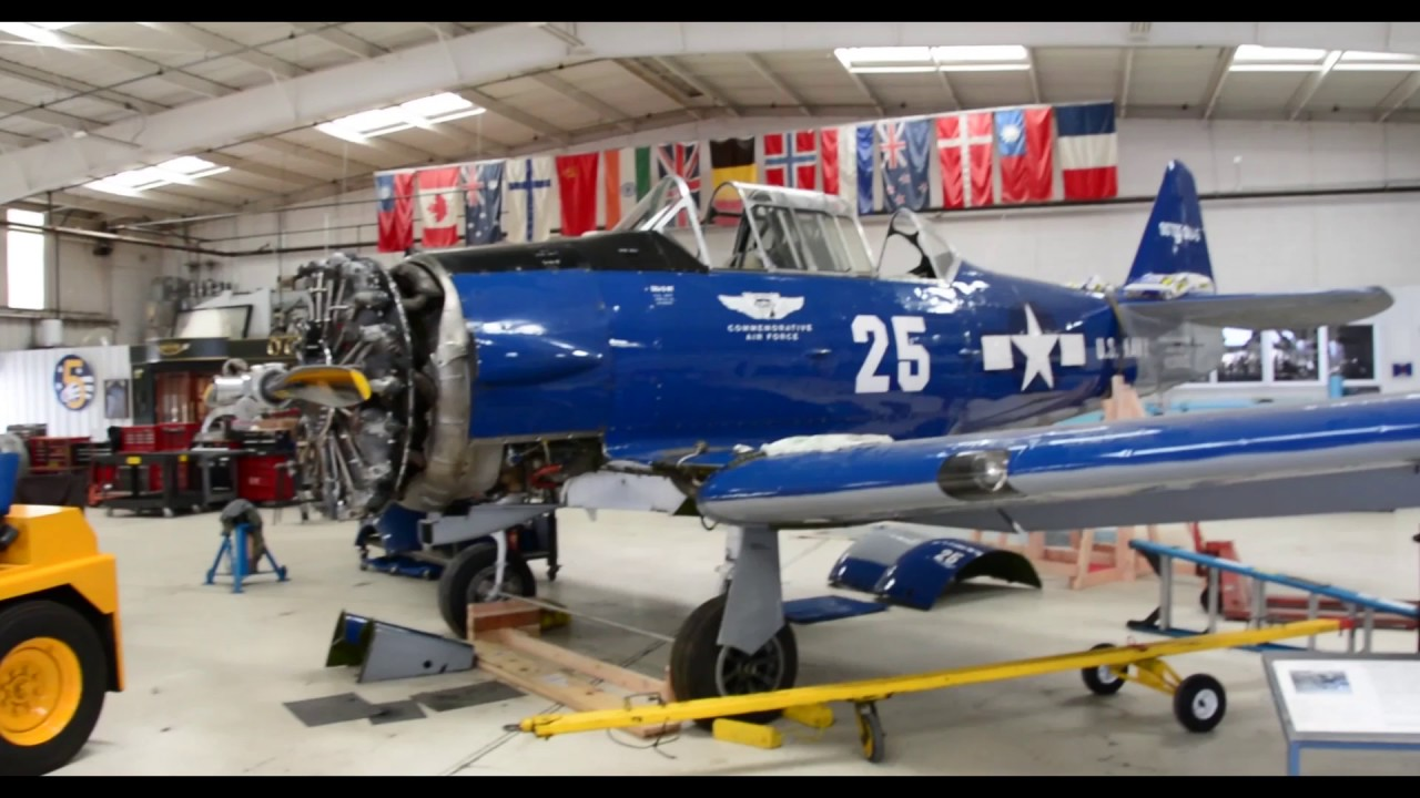 Explore Our Aviation History Museum | World War II Museum