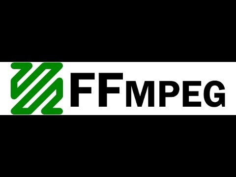 Basic Video Editing part 1: Download and install FFmpeg
