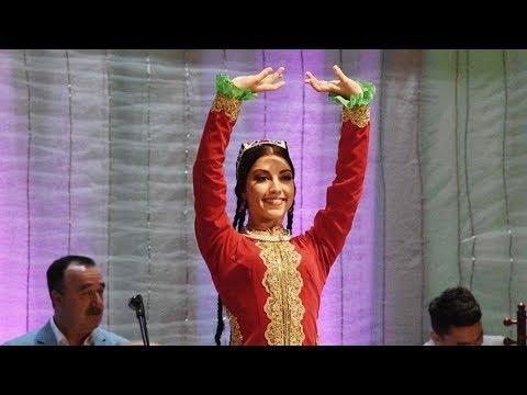 Танец дружбы. Дни культуры Узбекистана в Душанбе