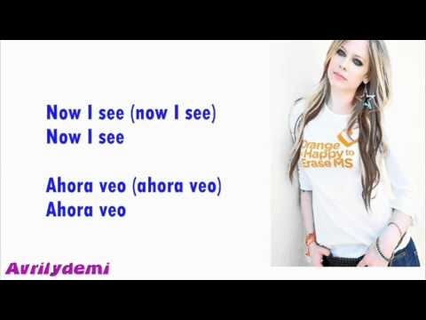 Avril Lavigne - Everybody Hurts Subtitulada + Lyrics