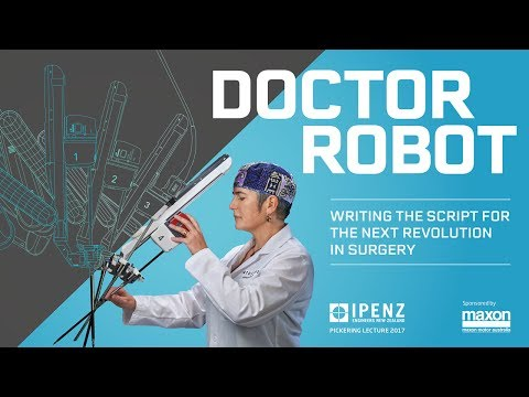 Doctor Robot: IPENZ Pickering talk 2017