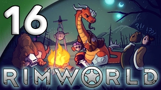 Rimworld Alpha 16 [Modded] - 16. Guest House Expansion - Let's Play Rimworld Gameplay