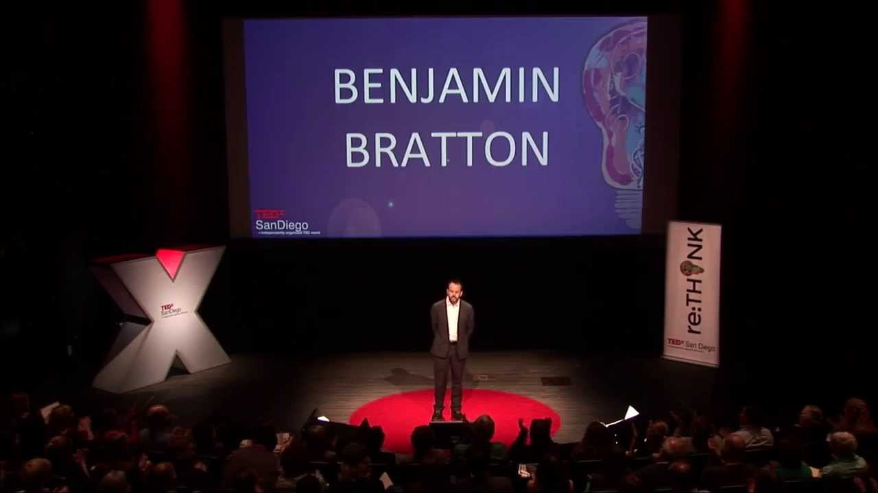 new perspectives - what's wrong with ted talks? benjamin bratton, Presentation templates