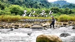 台灣漁鄉 DK【銀鮎】香魚竿