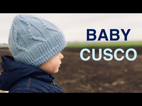 """ДЕТСКАЯ ШАПКА СПИЦАМИ """" Baby Cusco"""". ДЛЯ ДЕТЕЙ И ВЗРОСЛЫХ!"""
