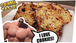 Protein-Cookies - kleiner geiler Sport-Snack! 💪🍪 Combi & Taste #CaT
