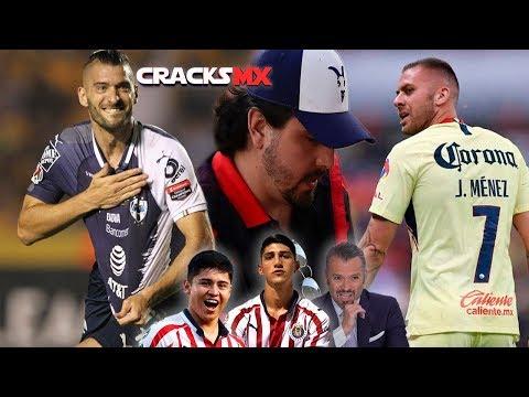 RAYAD0S apaga el VOLCÁN   ¡Habrá LIMPIA en CHIVAS!   MÉNEZ desmiente al PIOJO