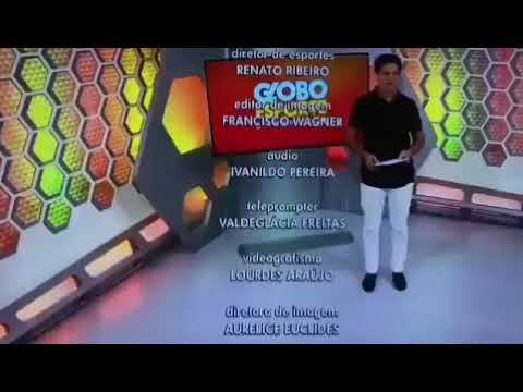 Apresentador Pede Demissão Ao Vivo No Globo Esporte Do Ceará