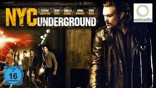 NYC Underground [HD] (Actionfilm | deutsch)