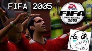 FIFA 2005 | ¡Recordando Viejos Tiempos! | Juegos Random
