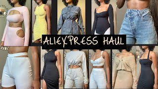 ALIEXPRESS CLOTHING HAUL| HITS AND EPIC FAILS