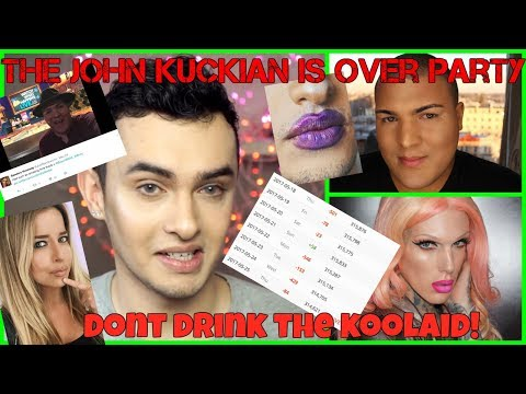 The John Kuckian Is Over Party #KuckiCult