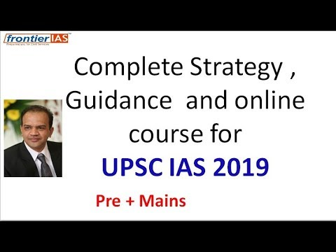 10:30 AM Know complete strategy , syllabus , exam pattern of UPSC IAS