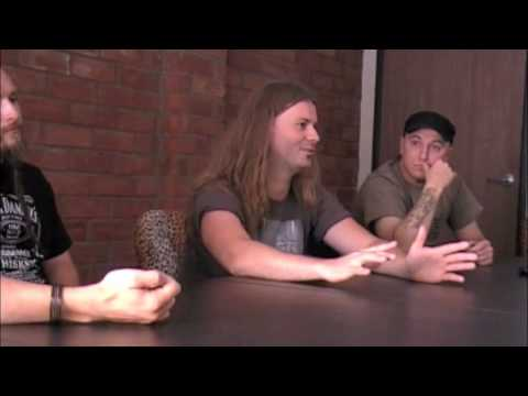 DECAPITATED - Fan Interview Q & A Part 1 (OFFICIAL)