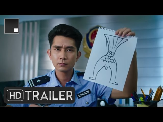 The  Mermaid - Official Trailer HD - 美人鱼