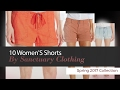 10 Women'S Shorts By Sanctuary Clothing Spring 2017 Collection