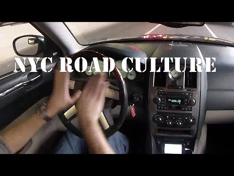 Discussing NYC Road Culture