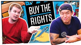 The Boys Pitch Their Movies | Buy the Rights ft. Steve Greene