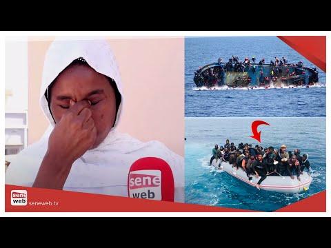 Emigration, hommes vi0lés, femmes engr0ssées , djinn : Le parcours cauchemardesque d'Aïssatou Ndiaye