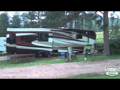 CampgroundViews.com - Horse Thief Campground & RV Resort Hill City South Dakota SD