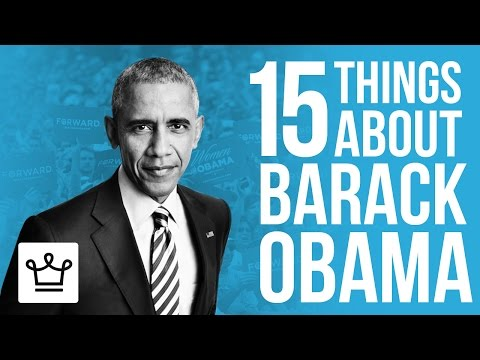 15 Things You Didnt Know About Barack Obama
